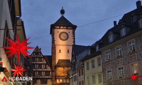 Недвижимость на Юге Германии. Недвижимость во Фрайбурге.